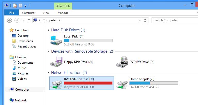 Windows 7/Parallels)